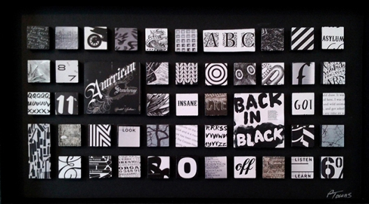 50 Shads of Graphic Design by Pamela Towns
