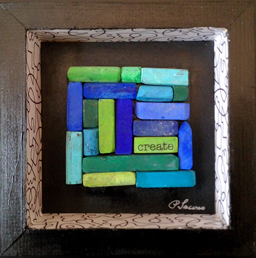 Creative Imperfection by Pamela Towns