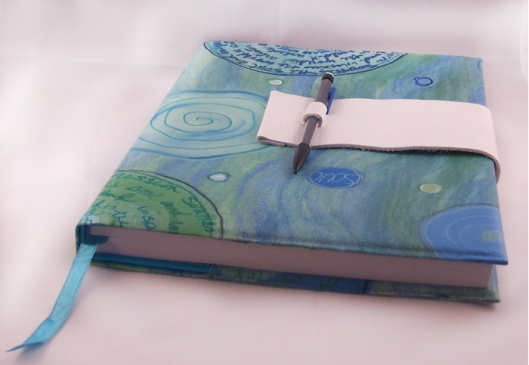 Blue Spirit Sketch Journal