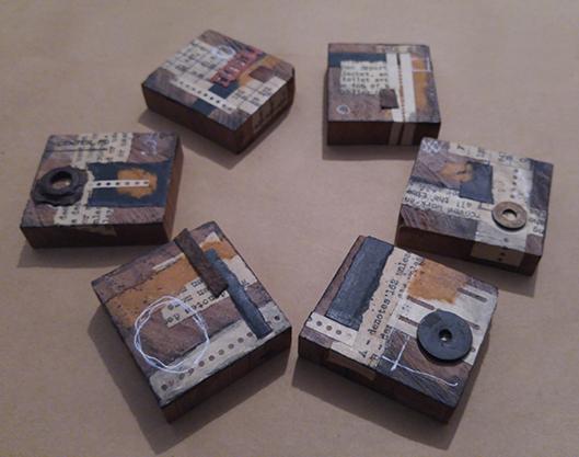 Creative De-Blockers by Pamela Towns