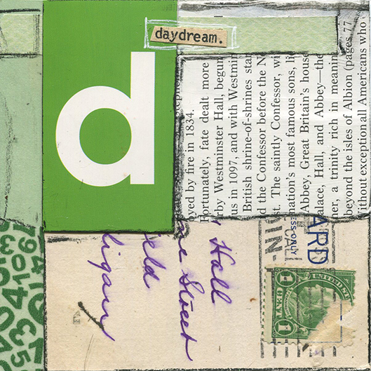 Daydream by Pamela Towns