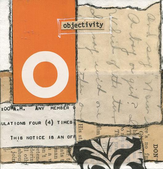 Objectivity by Pamela Towns