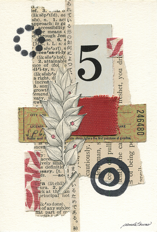Take 5 by Pamela Towns