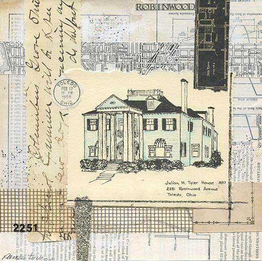 Robinwood by Pamela Towns