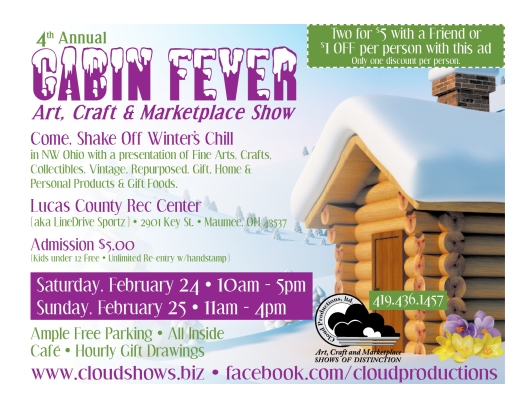 Cabin Fever Arts & Craft Fair
