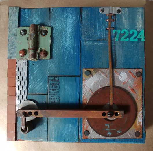 Constructed 7224 by Pamela Towns
