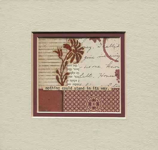 Burgundy Wine by Pamela Towns