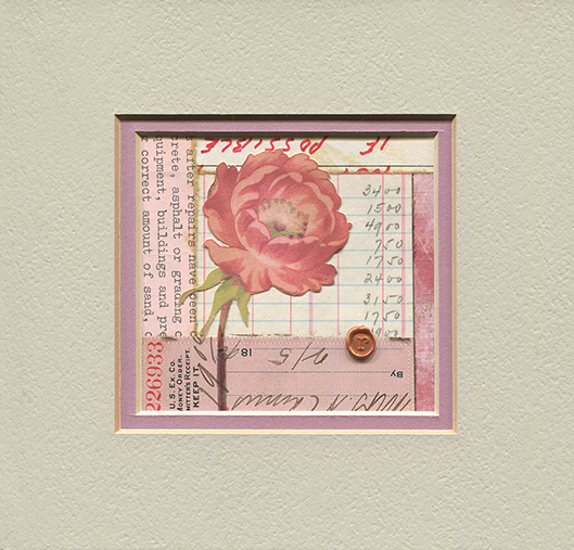 Dusty Rose by Pamela Towns