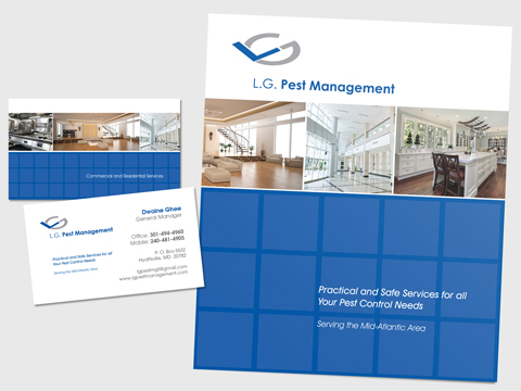 LG Pest Management Folder