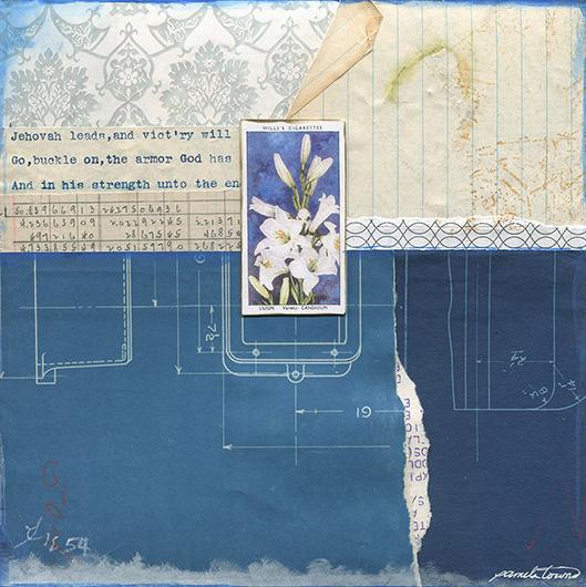 Lilium Candidum by Pamela Towns