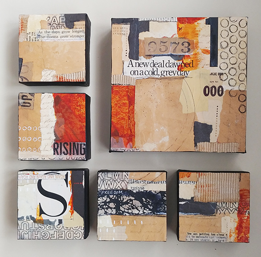 Artist Series by Pamela Towns