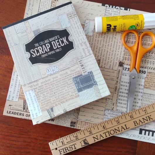 The Collage Maker's Scrap Deck